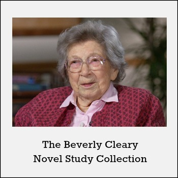 Beverly Cleary Novel Study Collection *
