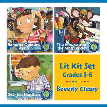 Beverly Cleary Lit Kit Set - Gr. 3-6