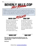 Beverly Hills Cop Test Review Game