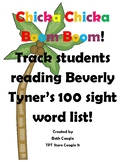 Beverly Tyner Sight Word Progress Monitoring
