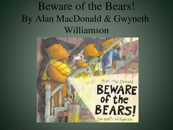 Beware of the Bears, Text Talk, Collaborative Conversations