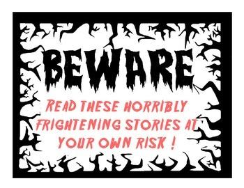 Beware sign