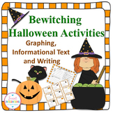 Halloween: Graphing, Informational Text & Writing