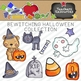 Bewitching Halloween Clipart Collection ~ Commercial Use!