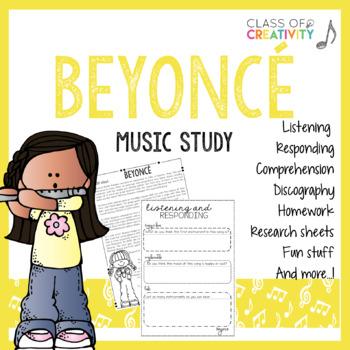 Beyoncé - Musical Study