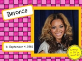 Beyonce: Musician in the Spotlight