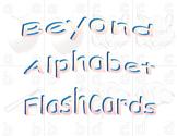 Beyond Alphabet Flashcards