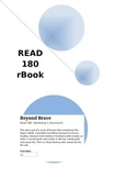 Beyond Brave - Read 180 rBook  (Workshop 1) English 1 Supplement