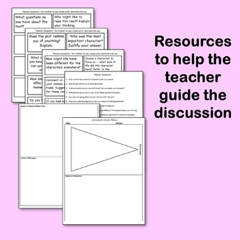 Beyond Literature Circles – Guide students to deeper understanding and inference