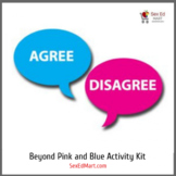 Beyond Pink and Blue Activity Kit: Challenging Gender Roles and Stereotypes
