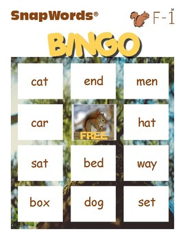 Beyond Sight Words Activities F