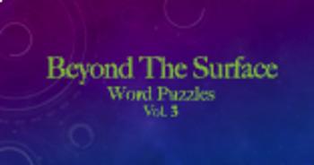 Word Puzzles  Vol. 3