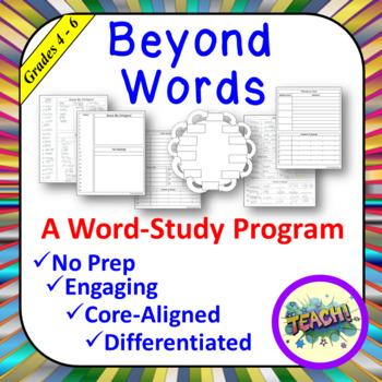 Beyond Words - Grades 4 - 6
