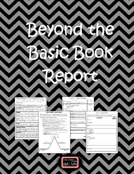 Beyond the Basic Book Report