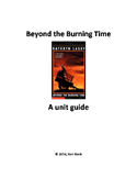 Beyond the Burning Time