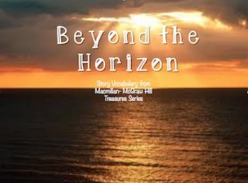 Beyond the Horizon Vocabulary Powerpoint