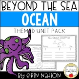 Beyond the Sea {Math, English/Language Arts ocean activities, and more!}