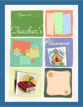 Bi-Weekly Lesson Planner with Christian Objective