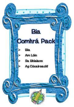 Bia Comhrá Pack