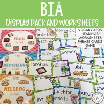 Bia - Irish Topic Pack