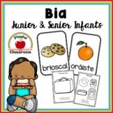 Bia - Irish Worksheets for Junior and Senior Infants