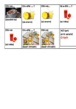 Deoch Loop Cards Gaeilge
