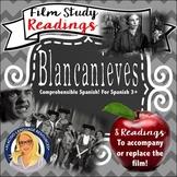 Blancanieves Film Spanish readings