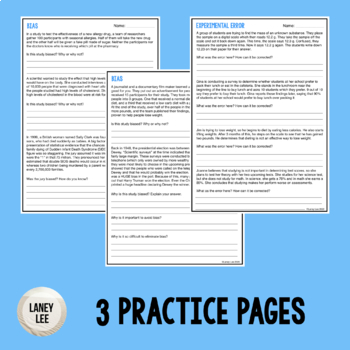Bias Practice