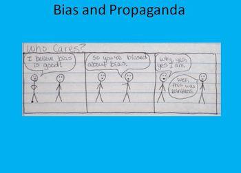 Bias and Propaganda