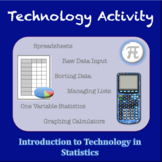 Bias in Statistics and an Introduction to Technology Activity