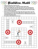Biathlon Math Game