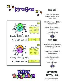 Bibbity Bobbity Boo Little Book