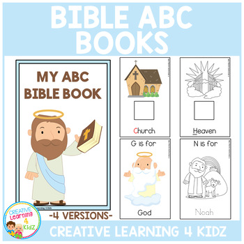 Bible ABC Books