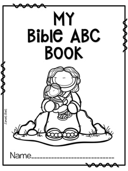 Bible ABC {FREEBIE}