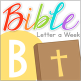 Bible Letter of the Week: B
