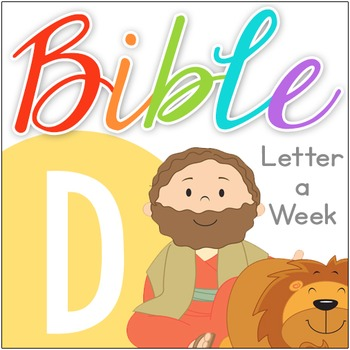 Bible Letter of the Week: D
