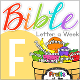 Bible Letter of the Week: F