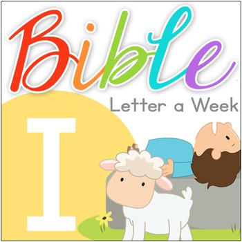 Bible ABC Letter of the Week: I
