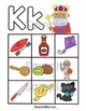 Bible ABC Letter of the Week: K