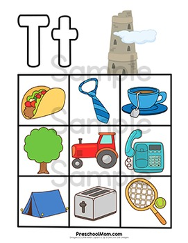 Bible ABC Letter of the Week: T
