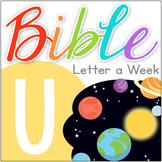 Bible ABC Letter of the Week: U