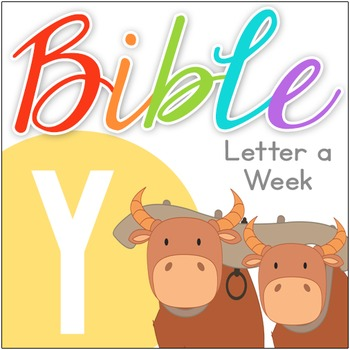 Bible ABC Letter of the Week: Y