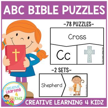 Bible ABC Puzzles