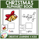 Christmas Alphabet Matching Interactive Book