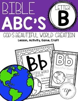 Bible ABC'S - Letter B