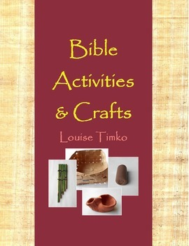 Bible Activities & Crafts