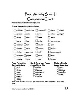 Bible Activities & Crafts