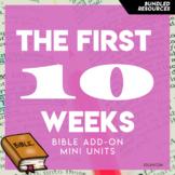 Bible Add-On Bundle 1