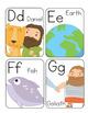 Bible Alphabet Posters