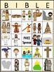 Bible BINGO Printable Game. Preschool Bible History Curriculum Stuy
